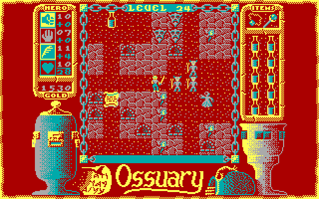 Ossuary: the End Game