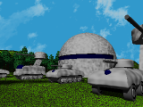 Tanks game banner
